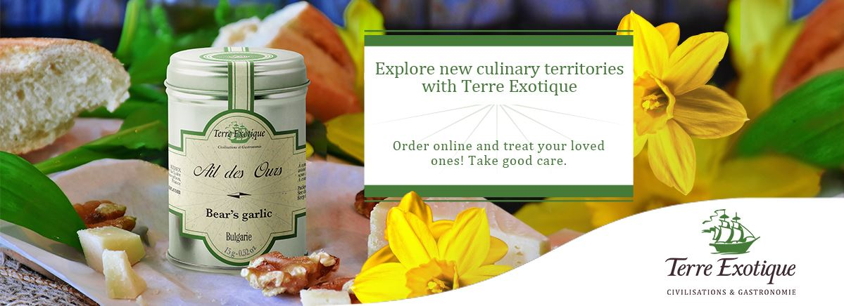 Explore new culinary - Terre Exotique
